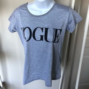 Vogue Grey T-shirt